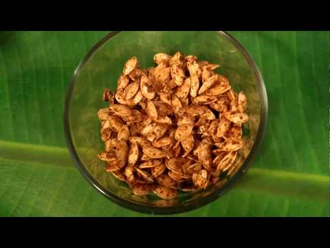 Pumpkin seeds  Fry