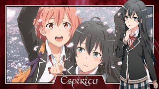 All on the hype train for a season 3 release date announcement of oregairu also known as my youth romantic comedy is wrong, i expected. snafu yahari ore n...
