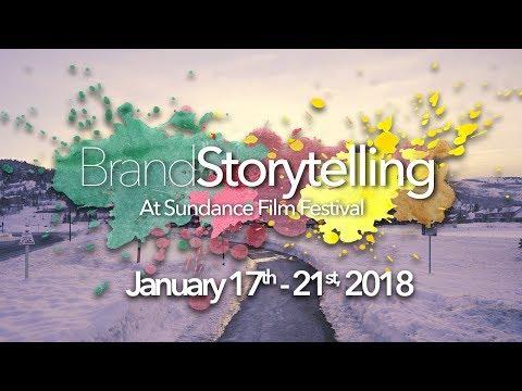 Brand Storytelling at Sundance Film Festival 2018