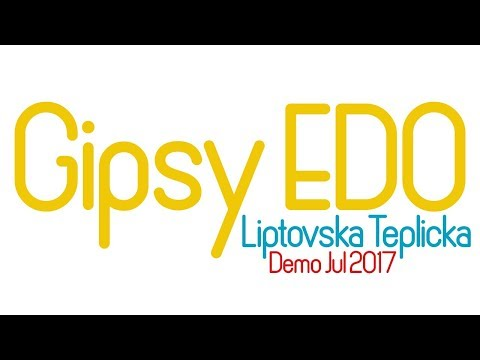 Gipsy Edo Jul 2017 - CARDASE MIX