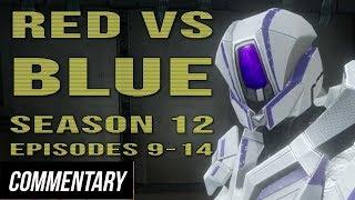 [Blind Reaction] Red vs. Blue - Season 12 Episodes 9-14