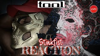 Tool Stinkfist REACTION!! This is something different...