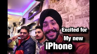 Vlog - 13 | Replacing My Iphone X | New Apple Airpords |