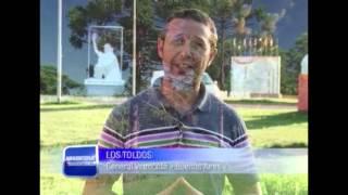 BUENOS AIRES, LOS TOLDOS, VISITA DE ARGENTINA X ARGENTINOS