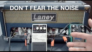 3 Ways To Use A Noise Suppressor Pedal