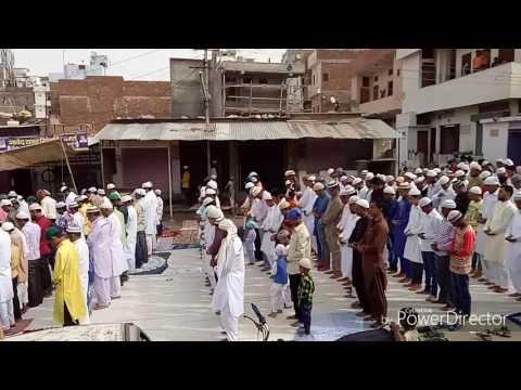 Nmaaz e eid in Jaipur