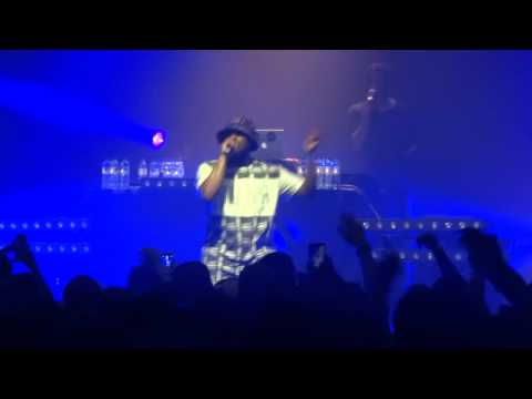 Schoolboy Q - Hands On the Wheel (Live)