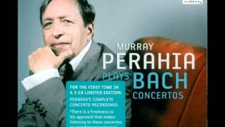 J.S. Bach: Keyboard Concerto No. 6, III. Allegro assai - Perahia - BWV 1057