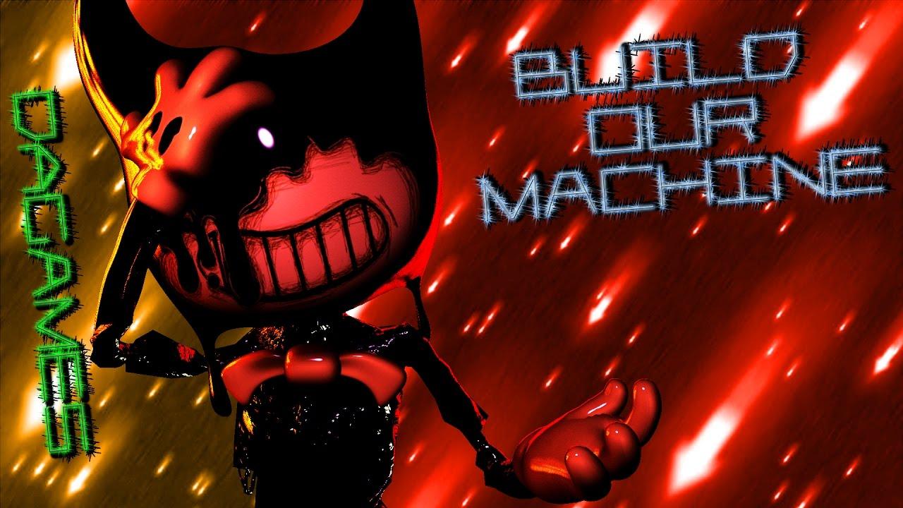 BATIM / SFM | The Devil's Game | Build Our Machine - DAGames