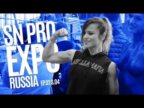 Labellamafia Series - Alice Matos in SN PRO EXPO - Russia