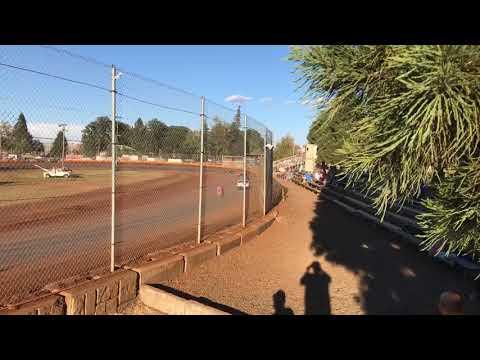Sunset Speedway Street Stocks Heat Race August 4Th 2018