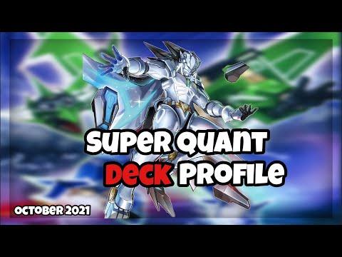 l YuGiOh l Super Quant Deck Profile This Deck Has Potential October 2021 Format