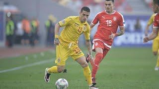 Romania 0-0 Serbia - Rezumat