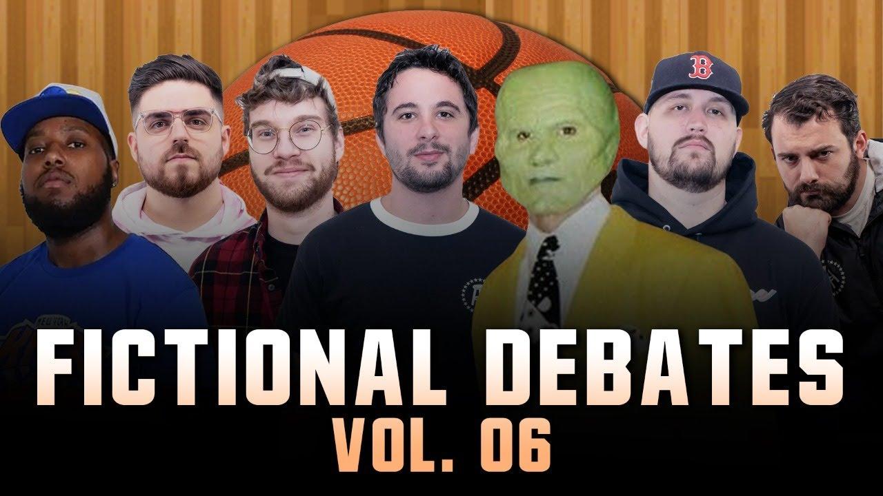 Download Fictional Debates (Season 1, Basketball vol. 6)
