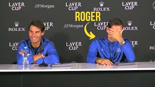 Nadal's Accent Makes Everything 100 Times Funnier || Rafa Nadal Funny Interview Moments