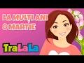 Download Mix 60 minute! 8 Martie - Ziua mamei și alte cântece de primăvară | TraLaLa MP3 song and Music Video