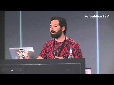 re:publica 2016 – Mushon Zer-Aviv: If Everything is a Network, Nothing is a Network