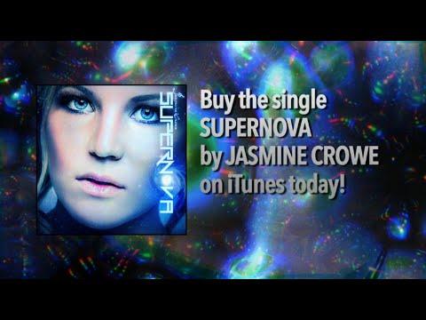 JASMINE CROWE - SUPERNOVA (Lyric Video)