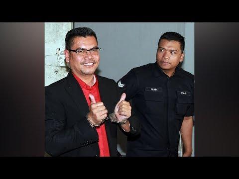 Police arrest Jamal Yunos over firearm possession