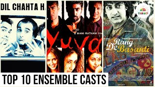 Top 10 Bollywood Movies with a Huge Starcast | Top 10 | Brainwash