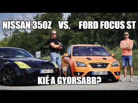 Tulaj a pályán: a hegyes Nissan, vagy a mérges Ford a gyorsabb? thumbnail