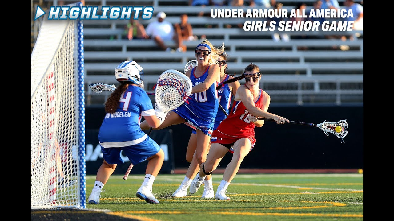 2016 Under Armour All-America Match & Skills Competition ...