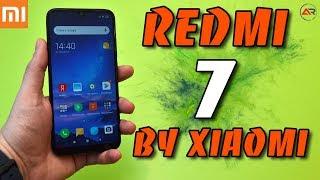 Redmi 7 global by xiaomi распаковка и первые впечатления отличного смартфона за 110$