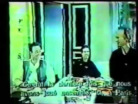 Ray, John, and Robby Paris France TV Interview 1983