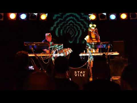 Vile Electrodes - Empire Of Wolves (Live @ Synthetic Orange 2017, Karlsruhe, Germany)