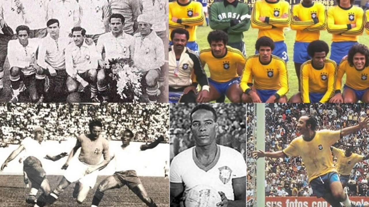 História da seleção brasileira de futebol - YouTube 10afc6440bd82