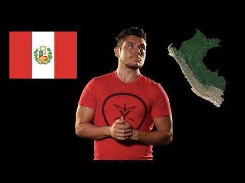 Geography Now! PERU