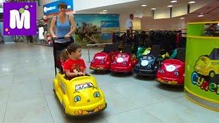 Едем в Одессу на авто идём в Феррари Шоп остановки Go to Odessa by car visit to Shopping Mall