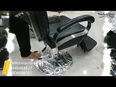 Nâng tầm đẳng cấp cho tiệm tóc với Ghế cắt tóc nam Barber BX-402