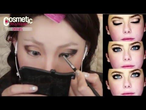 Skins épi Kaya Scodelario maquillage Skins Effy maquillage