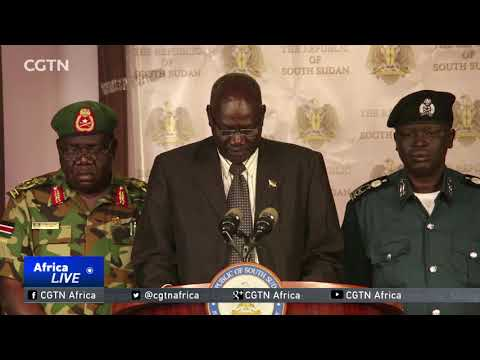 South Sudan's army chief dies
