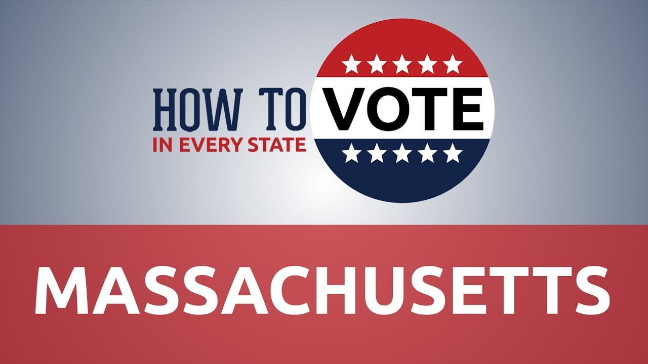 How to Vote in Massachusetts in 2018