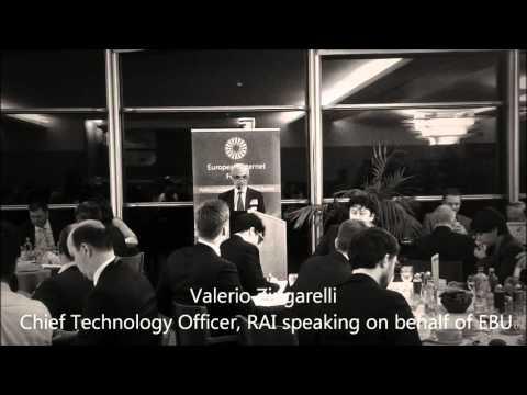 Valerio Zingarelli RAI/EBU on spectrum in the EU