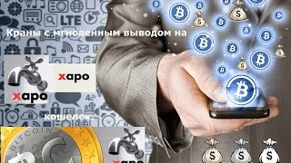 12 лучших Bitcoin кранов с автовыплатами на Xapo кошелок