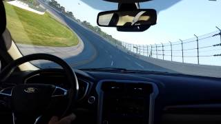 Talladega Superspeedway Pace Car Ride