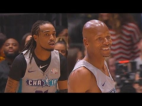 2019 NBA All-Star Celebrity Game Full Highlights With Ray Allen, Quavo, & Bad Bunny!