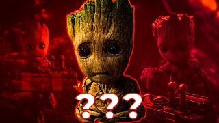 11 BABY GROOT I AM GROOT SOUND VARIATIONS IN 30 SECONDS