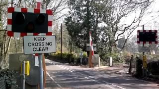 Veals Lane Level Crossing 09/04/15