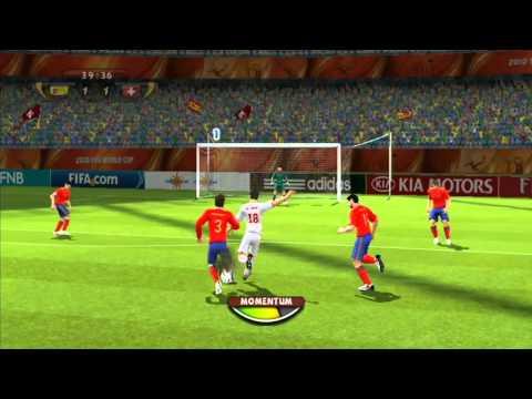 FIFA WORLD CUP 2010 SOUTH AFRICA | SPAIN VS SUIZA | COMIENZA EL MUNDIAL