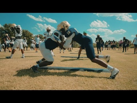 Independence Community College Football Video - 2016