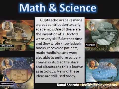 essay on scientific achievements of india