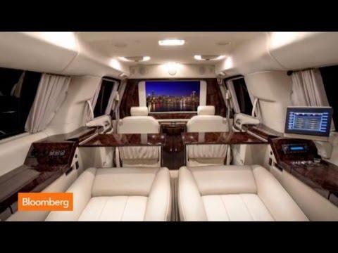 Inside The 600k Luxury Fortress On Wheels Youtube