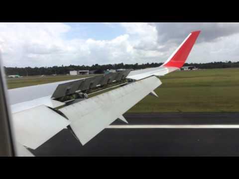 [HD] 767 Tam pousando em Belém procedente de Miami