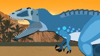 GreenSpino | Dinosaurs Cartoons | BEST Episodes compilation
