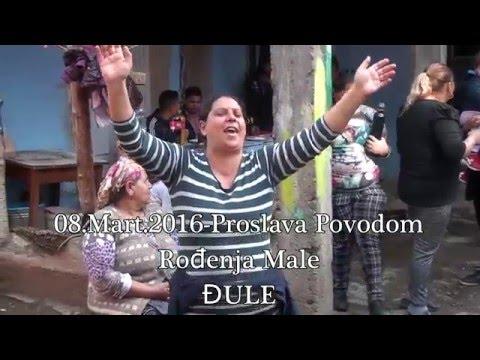 08.Mart.2016 - Proslava Povodom Rođenja Male Đule Video Produkcija Studio Roma Full HD