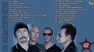 Mejores éxitos de U2 Full PlayList 2018 Mejores canciones de Rock d...